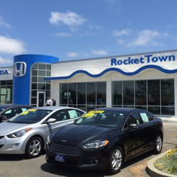 Rocket Town Honda