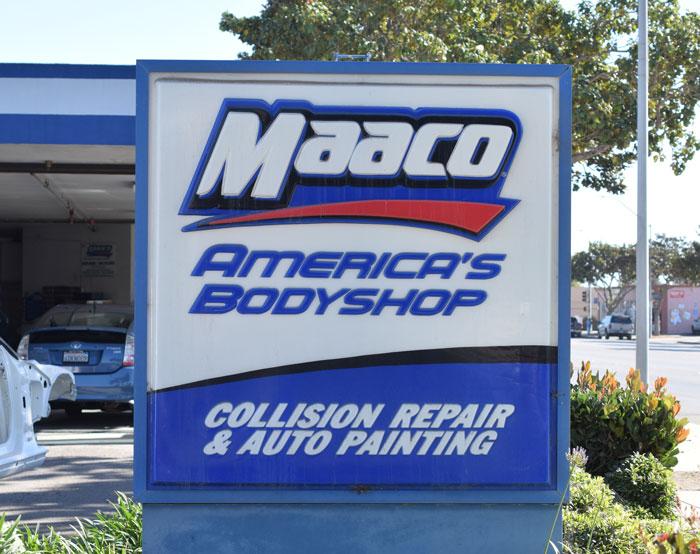 Maaco Collision